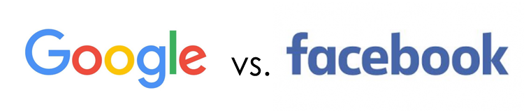 google vs facebook which should you use
