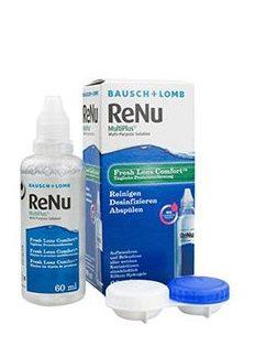 Soluzione lenti a contatto RENU