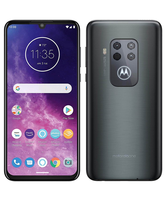 Codice sconto amazon per Motorola One Zoom