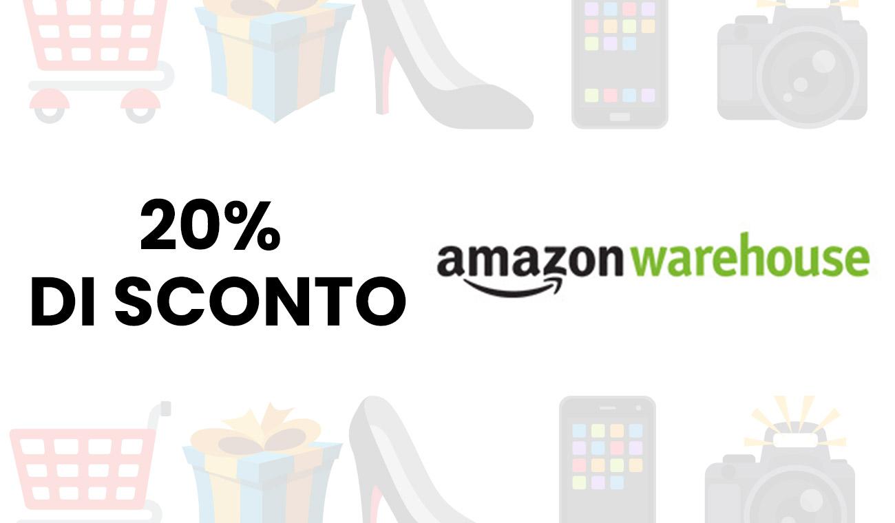 Grandi offerte Amazon su prodotti usati e come nuovi