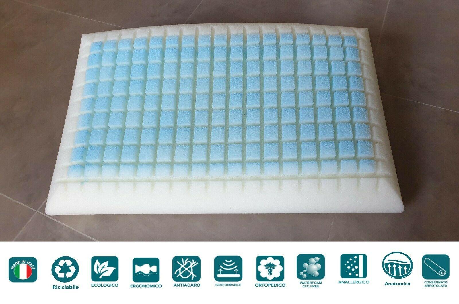 Cuscino ortopedico AIRMEMORY a celle aperte su ebay con vitaminacc