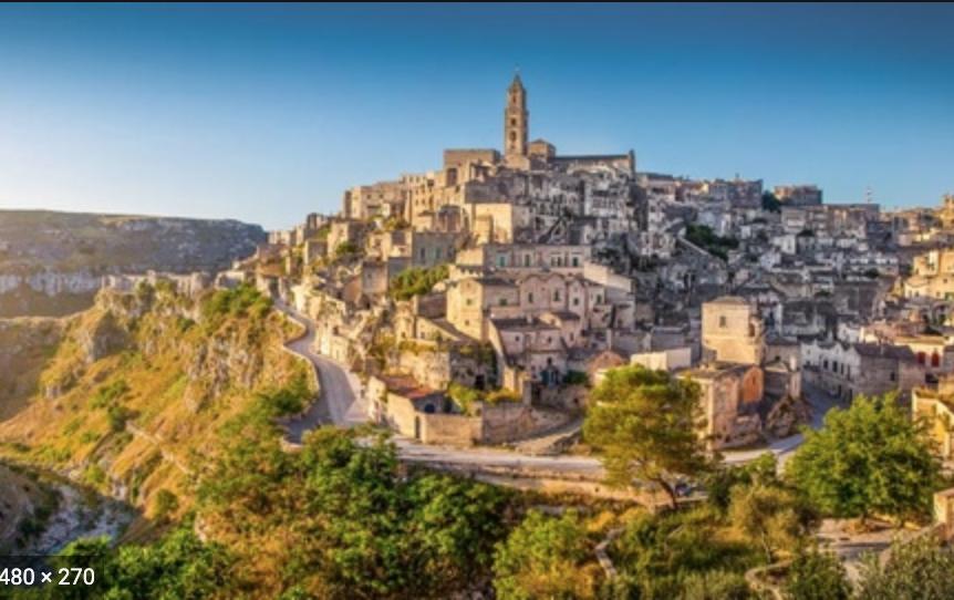 Bari - Matera a partire da 4,99 EURO
