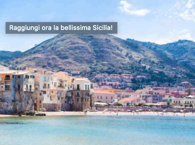 Sicilia STIAMO ARRIVANDO
