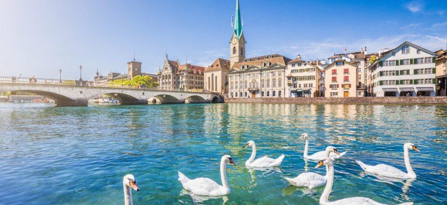 Milano - Zurigo a partire da 18,99 EURO
