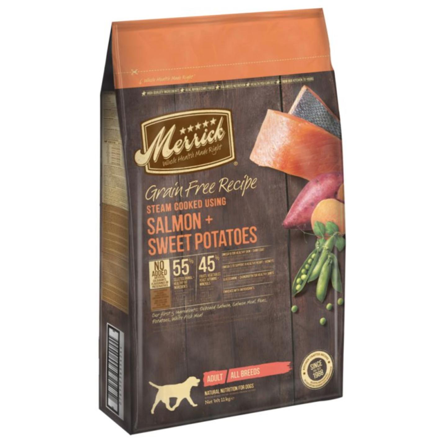 Merrick Adult - Salmone senza cereali