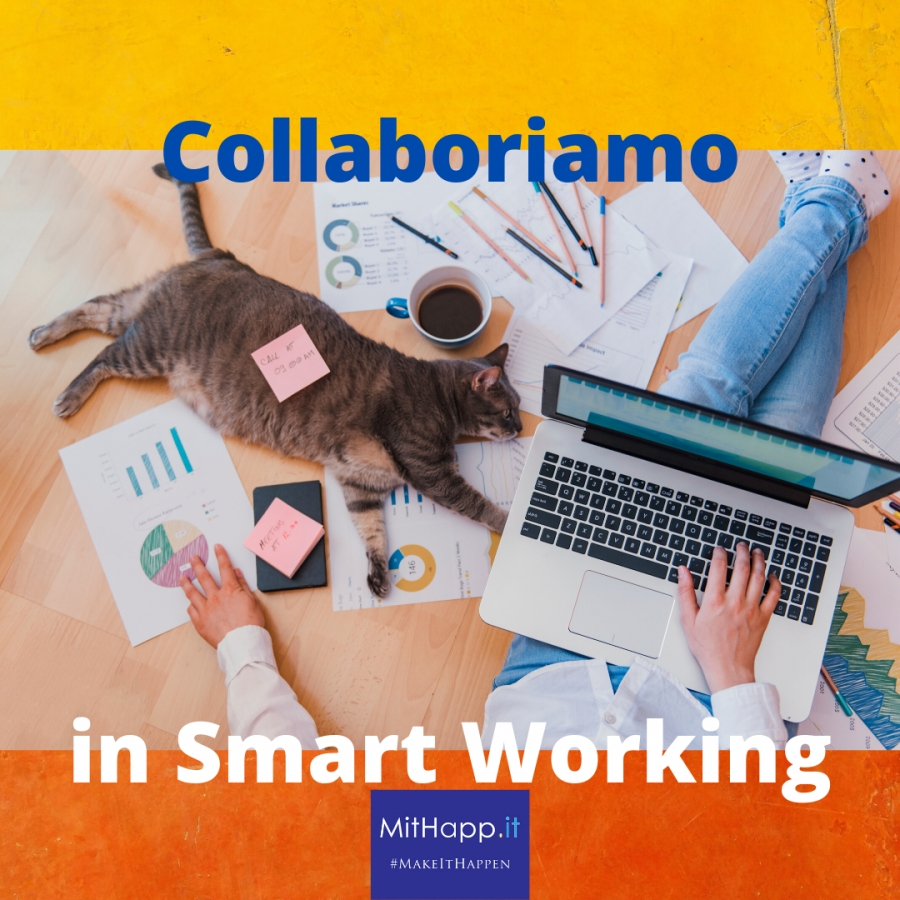 Collaboriamo in Smart Working